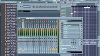 Уроки по FL Studio (автоматизация) part 16(Уроки по FL Studio 9.FL Studio video tutorial,FruityLoops уроки,flstudio обучение., 2012-03-04T11:55:41.000Z)