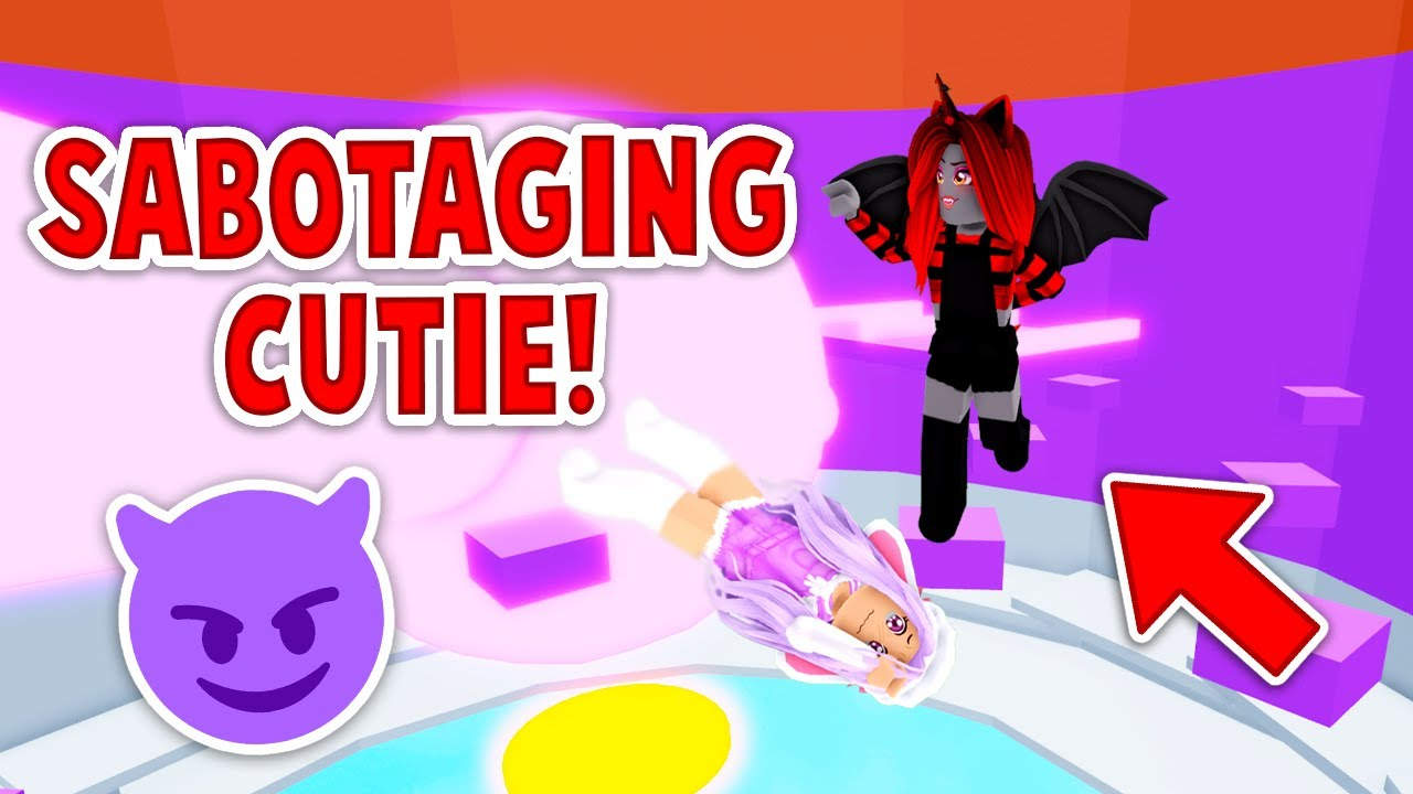 Download I SABOTAGED CUTIE In Tower Of Hell! (Roblox)