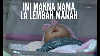 Cucu Ke-3 Jokowi Diberi Nama La Lembah Manah, Gibran Ungkap Maknanya