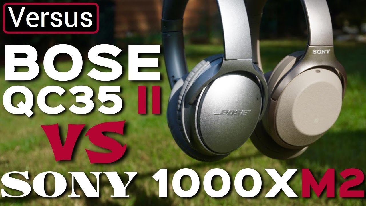1ffc334f27f Image result for images of Bose QC35 II vs Sony WH-1000XM2 vs Sennheiser PXC