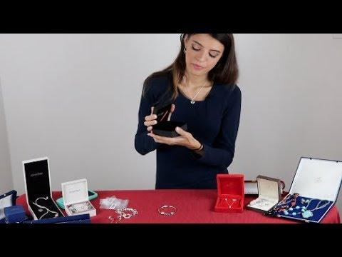 ASMR | Jewelry Store Clerk. (ft. Soufeel.)