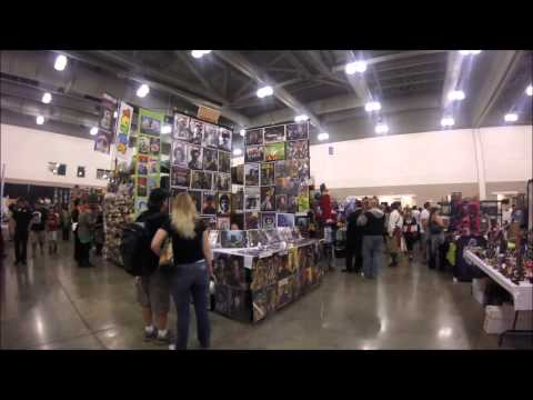 2014 Dallas Comic Con Fan Days Walkthrough