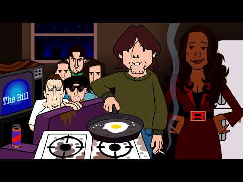Happy Mondays - The Egg (Official Video)