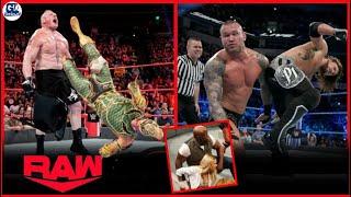 WWE Monday Night Raw- November 11th, 2019 Highlights Preview | WWE Raw 11/11/2019 Highlights