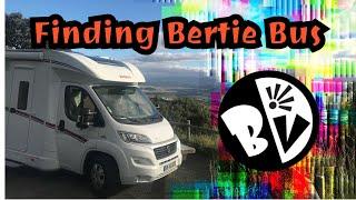 Finding Bertie Bus