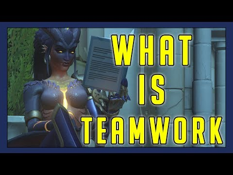The Harsh Reality of Teamwork - Seagull - Overwatch
