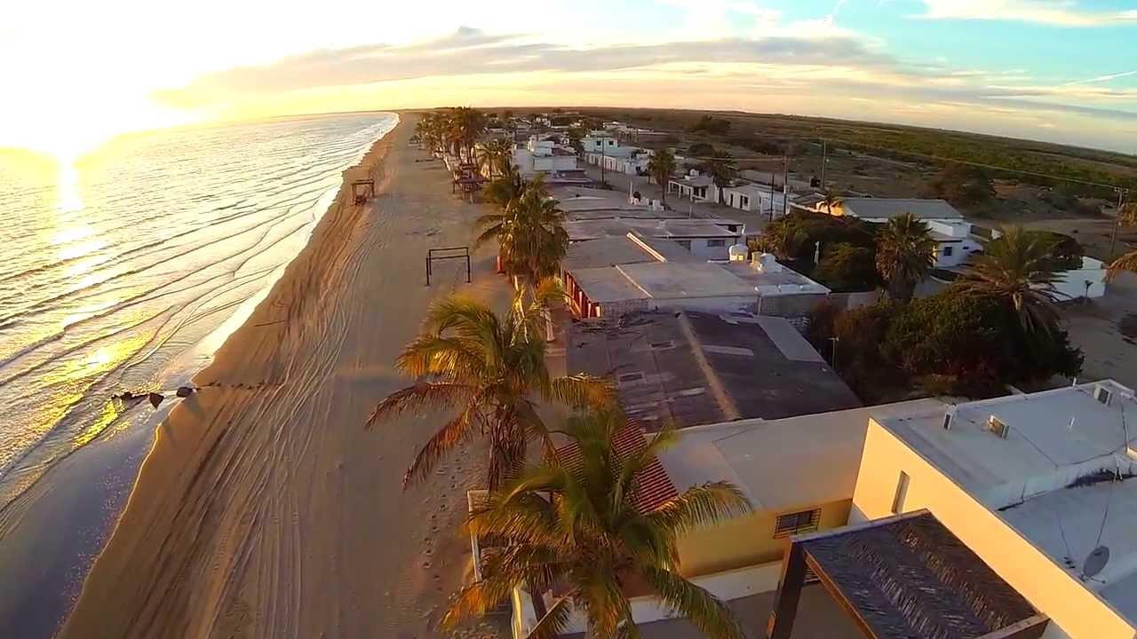 Playa de Huabatampito Sonora