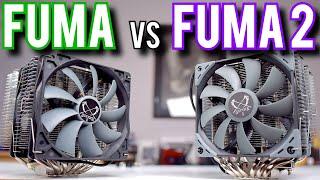 The FUMA Returns! A Worthy Upgrade? [Scythe Fuma 2 Review]