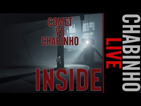 【LIVE】Inside-War (Comet vs. Chabinho)