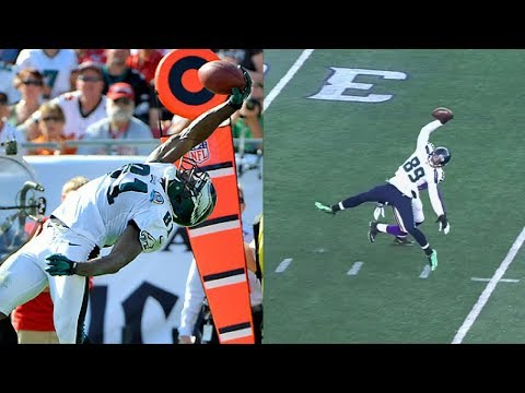 Amazing Plays That Look Similar | NFL
