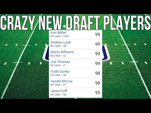 Madden 16 Ultimate Team ::Crazy New Draft Players!  ::-XBOX ONE Madden 16 Ultimate Team