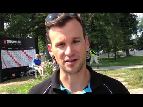 TriSmile Triathlon 2013: Jan Sibbersen / Sailfish Wetsuits