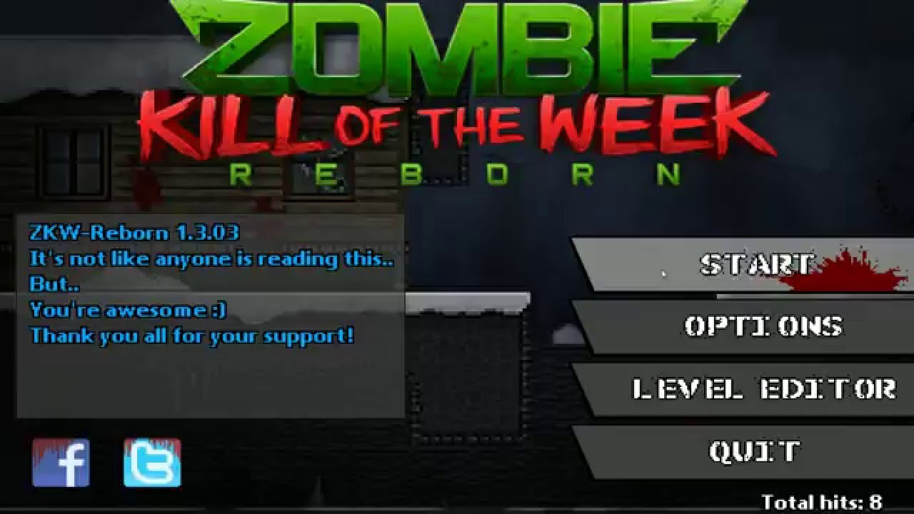 Zombie Kill of the Week-Reborn Review - The World of Nardio