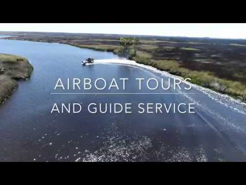 Kachunga Airboat Adventures Guide Service