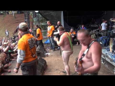 SPASM Live At OBSCENE EXTREME 2016 HD