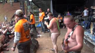 SPASM Live At OBSCENE EXTREME 2016 HD