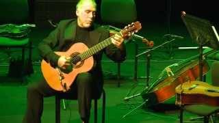 Inside me, Lullaby, Un bacio Ancora - Roberto Fabbri - Auditorium Parco della Musica 2014