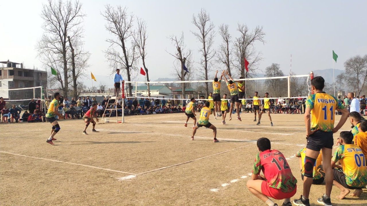 Download Una vs Bilaspur volleyball senior state Final match 2021
