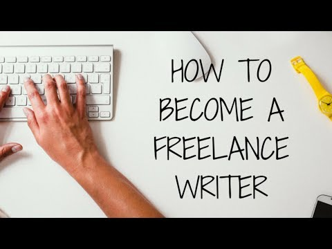 How to Get Started as a Freelance Writer Even If You Have No