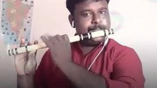Un Manasula Paaduthaan..Flute Solo Raagadevan instrumental orchestra Namakkal 9952770496.