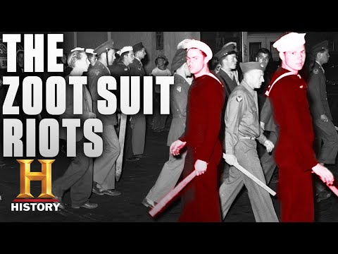 How Anti-Mexican Racism in L.A. Caused the Zoot Suit Riots | History