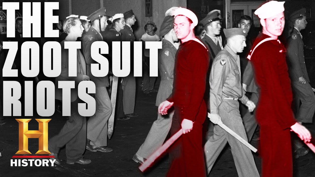 How Anti,Mexican Racism in L.A. Caused the Zoot Suit Riots