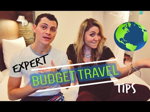EXPERT BUDGET TRAVEL TIPS    w/ Nomadic Matt