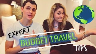 EXPERT BUDGET TRAVEL TIPS || w/ Nomadic Matt