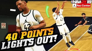BEST CUSTOM JUMPSHOT OF NBA 2K19! WETTEST SHOT OF THE YEAR! TRY THIS