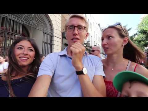 *LONDON TOURIST TOUR with my family | Alex Ikonn Vlog*