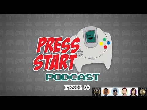 Press Start Podcast EP.39 | Overrated Games | Sunset Overdrive 2 | NeoGaf | Kinect Discontinued