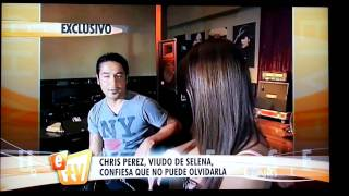 Chris Perez  Escandalo Tv 8-5-11 by Rzemog for Selena Forever