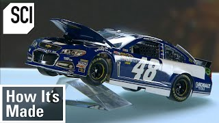How It's Made: NASCAR Car Bodies