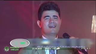 Meýlis Halbaýew - Al ýüregimi (Konsert)
