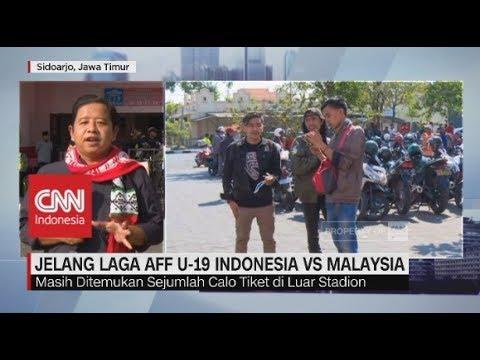 Tiket Timnas Indonesia U-19 vs Malaysia Ludes Terjual