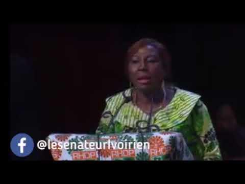 Côte D'Ivoire : Les Vérités  De  Kandia Camara  Au  Président  Bedie