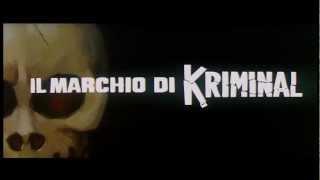 Manuel Parada - Il Marchio di Kriminal (Titoli di Testa)