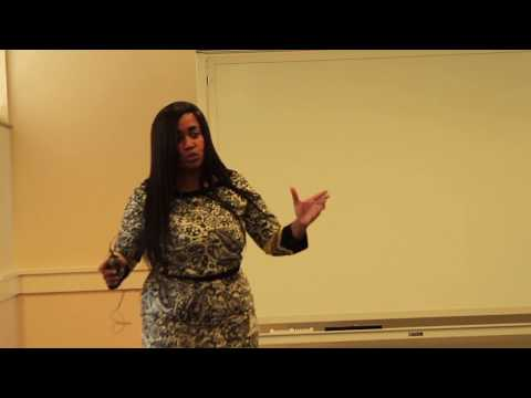Katrina Walker Talks REAL To Women at a Charlotte, NC Shelter