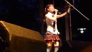"""Shihoko Hirata performs """"Never More"""" at Otakon Matsuri 2016!"""
