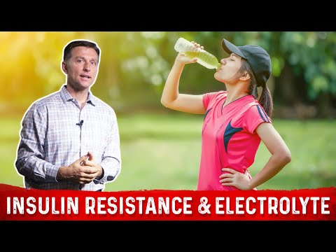Insulin Resistance & Electrolyte Absorption