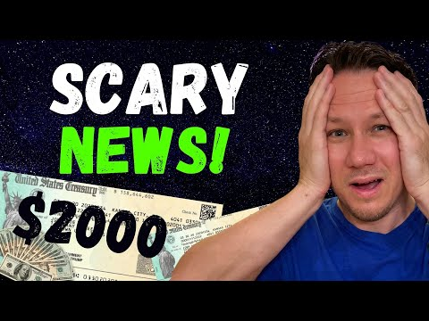 SCARY NEWS!! Fourth Stimulus Check Update Today 2021 & Daily News