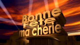 Video Bonne fête ma chérie download MP3, 3GP, MP4, WEBM, AVI, FLV September 2018