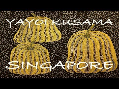 Yayoi Kusama | National Gallery Singapore | Ken Rock