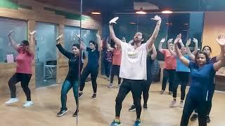 Barood Dil | Gurlez Akhtar | Korala Maan | Bhangra | Choreography | Simple Step | Hookstep | Group