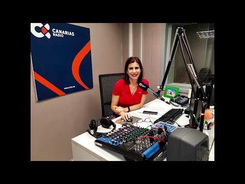 Entrevista José Lara en 'Tiempo de Alisios' (Canarias Radio - La Autonómica)