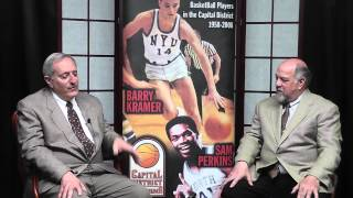 Capital District Basketball Hall of Fame presents - Rene LeRoux speaks with Bob Pezano