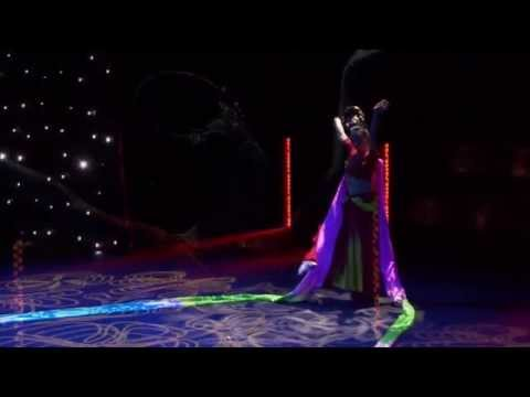 Chinese Ribbon Dance: Celestial Maidens Scattering Flowers 天女散花
