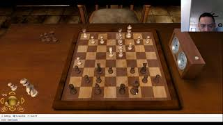 Chess Fritz 15 Gameplay # 4 Rated 2052