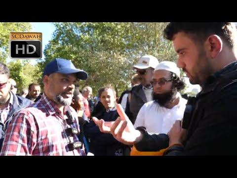 P2 -They Are Equal!? Hashim vs Christian | Speakers Corner | Hyde Park