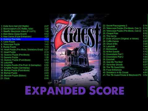 The 7th Guest EXPANDED SCORE 1 hr